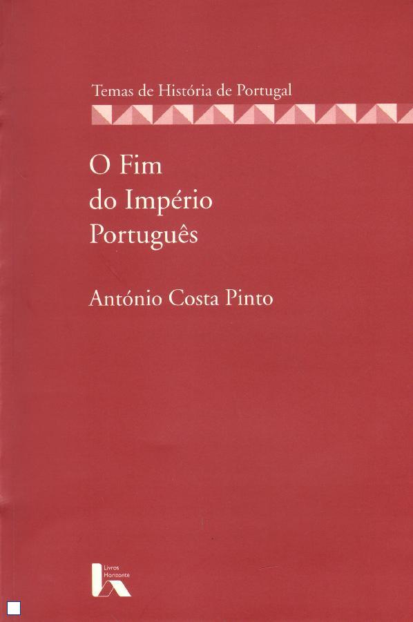 Fim do Imperio Portugues