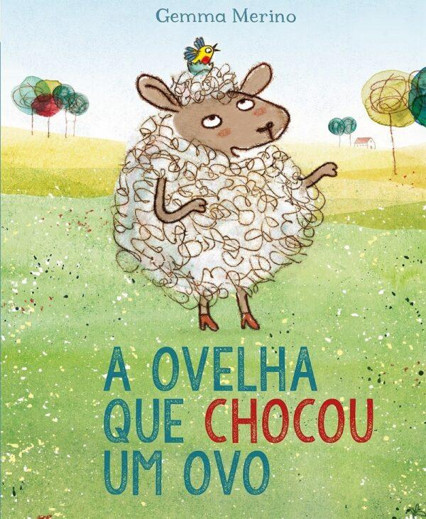 CAPA_A ovelha que chocou um ovo_FINAL.indd